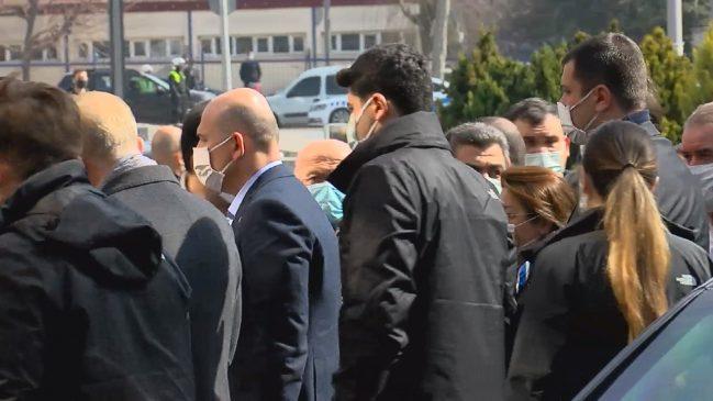 الموت يفجع وزير الداخلية التركي سليمان صويلو 3