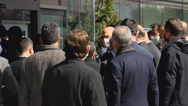الموت يفجع وزير الداخلية التركي سليمان صويلو 2