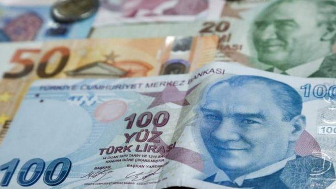 النشرة الصباحية لأسعار صرف الليرة التركية يوم الإثنين 202138 1