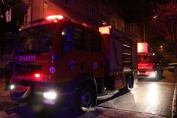 اندلاع حريق في منزل عائلة سورية يوجد فيه 5 أطفال في ولاية قيصري 1