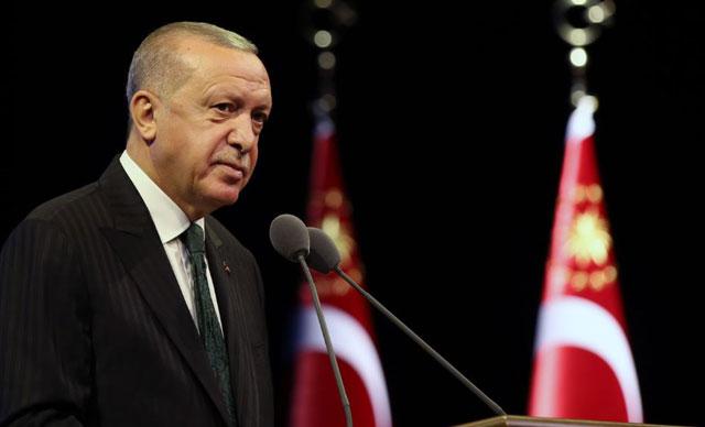 الرئيس أردوغان يدلي بتصريحات هامة ..إليكم أبرز ما جاء في البيان 1