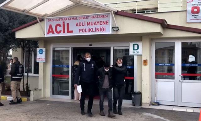 اعتقال 22 مواطناً أجنبياً في ولاية أنقرة 1