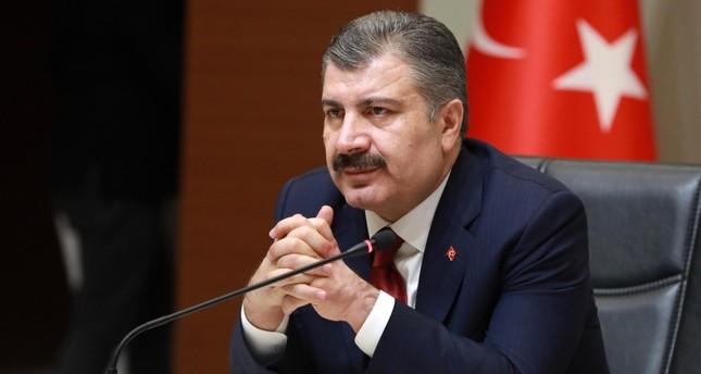 وزير الصحة التركي يعلن تخطي ال 10 ملايين جرعة من اللقاح 1