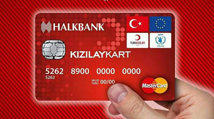 الهلال الأحمر التركي ينشر معلومات هامة بشأن بطاقة المساعدة المالية 2