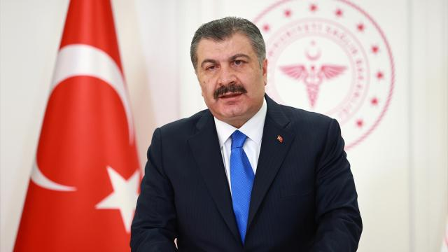 وزير الصحة التركي يصرح حول اللقاح المحلي الجديد 1