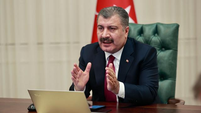 تفاصيل اجتماع جديد للجنة العلمية برئاسة وزير الصحة التركي 1