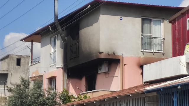 اندلاع حريق في منزل فيه توأمان بعمر العامين في ولاية هاتاي 1