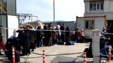 مهاجرين مكثوا في الحاوية لمدة 6 أيام بدون هواء بهدف الوصول إلى أوروبا 7