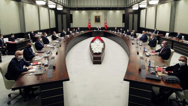 مجلس الوزراء الرئاسي يجتمع و سيتم إجراء تغيير بالقيود المفروضة .. إليكم أبرز التسريبات 10