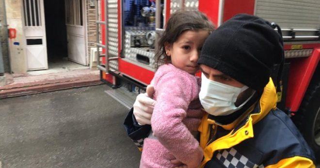 اندلاع حريق في منزل عائلة سورية يوجد فيه ست أطفال في ولاية قونية (صور) 4