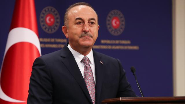 وزير الخارجية التركي : بدأت عملية التشاور الثلاثية بشأن سوريا 10