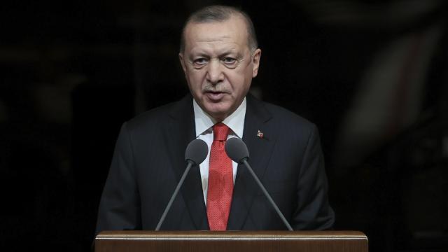 عاجل الرئيس أردوغان يعلن إعادة فرض حظر التجول 8
