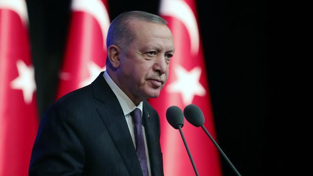 رسالة هامة من الرئيس رجب طيب أردوغان في اليوم العالمي 1