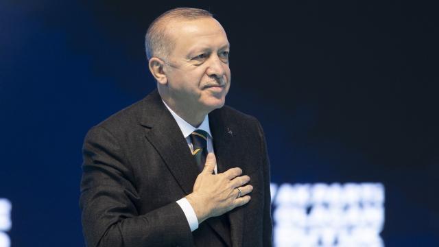 الرئيس رجب طيب أردوغان يصرح حول قراره بشأن سوريا 4