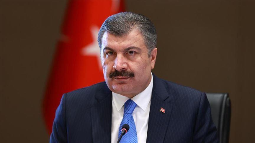 وزير الصحة التركي يحدد موعد القضاء على فيروس كورونا 1