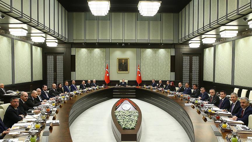 اجتماع مصيري برئاسة الرئيس أردوغان اليوم و إليكم أبرز تفاصيل الاجتماع 1