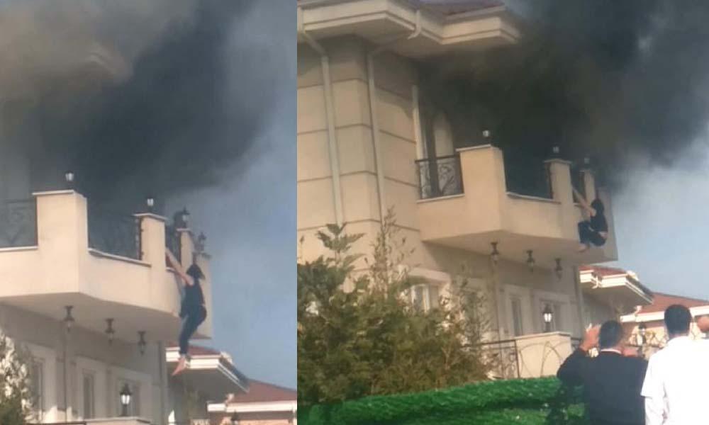 اندلاع حريق في فيلا لرجل أعمال مصري في ولاية اسطنبول 4