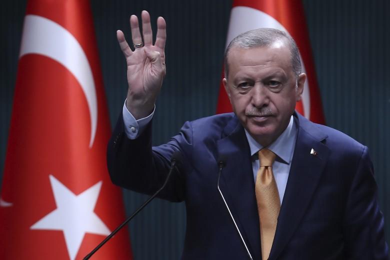 أهم النقاط التي أعلنها أردوغان حول الإغلاق الجزئي في رمضان 1