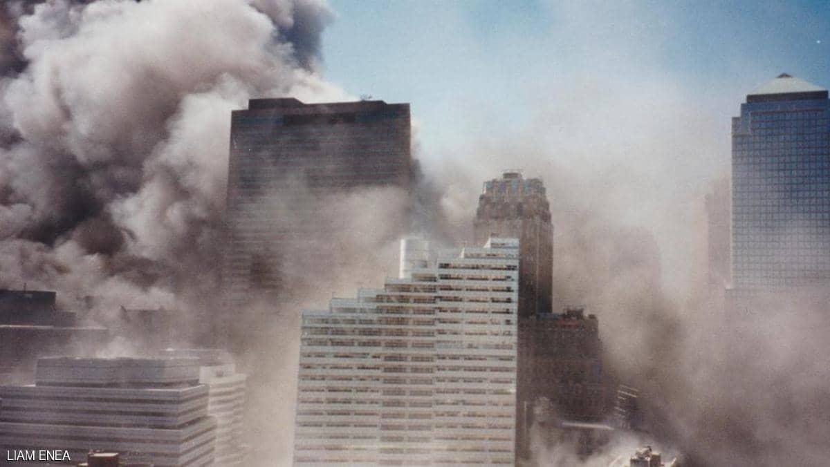 اكتشاف صور غير مسبوقة لهجمات 11 سبتمبر في ألبوم عائلي 1
