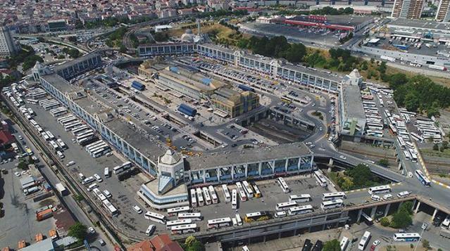 عاجل:القاء القبض على ارهابيين اثنين وضعو عبوة تزن 5 كيلو من المتفجرات في محطة الباصات باسطنبول 2