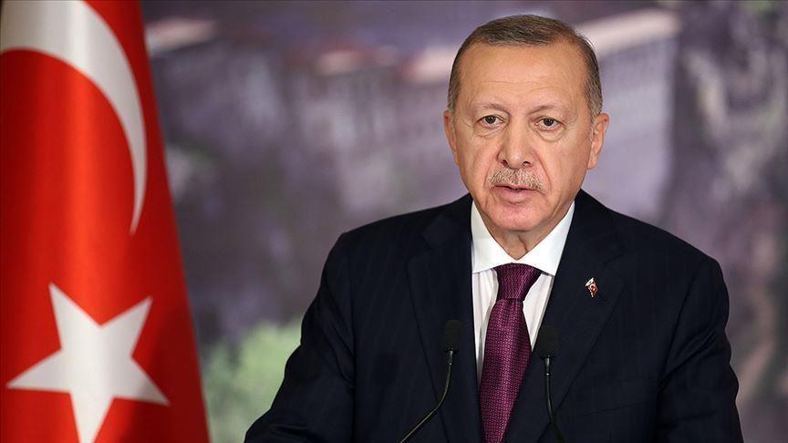 أردوغان يحل ضيفا على مائدة إفطار مواطن تركي في انقرة 1