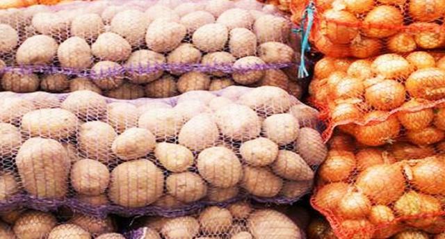 الأعلان عن توزيع البصل والبطاطا مجانا على المحتاجين في هذه الولايات 1