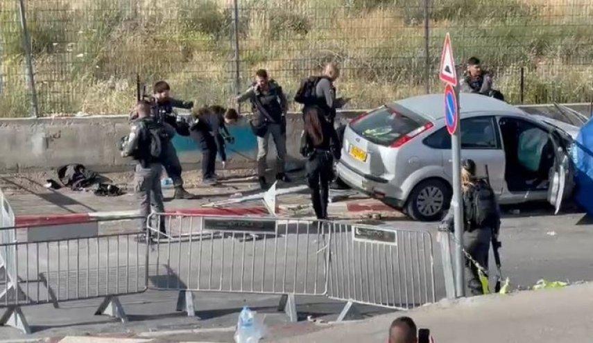 إصابة 6 جنود إسرائيليين.. محاولة دهس في حي الشيخ جراح بالقدس وشرطة الاحتلال تطوق المنطقة 5
