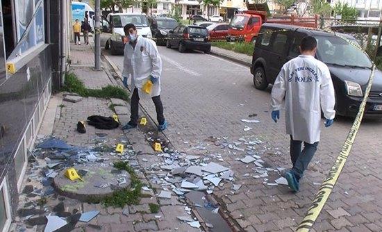 شجار مسلح بمدينة إسطنبول 1
