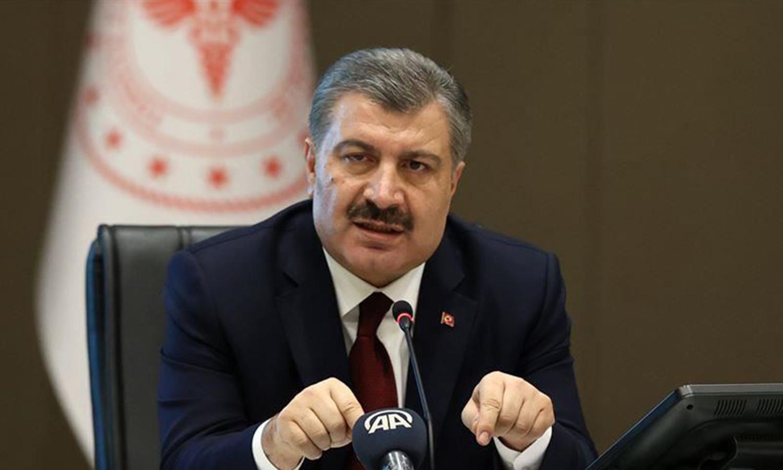 وزير الصحة التركي يزف أخبارًا سارة لهذه الفئات 1