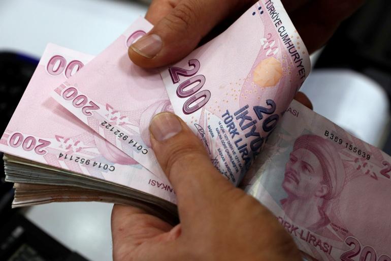 أسعار صرف العملات الرئيسية مقابل الليرة التركية 2