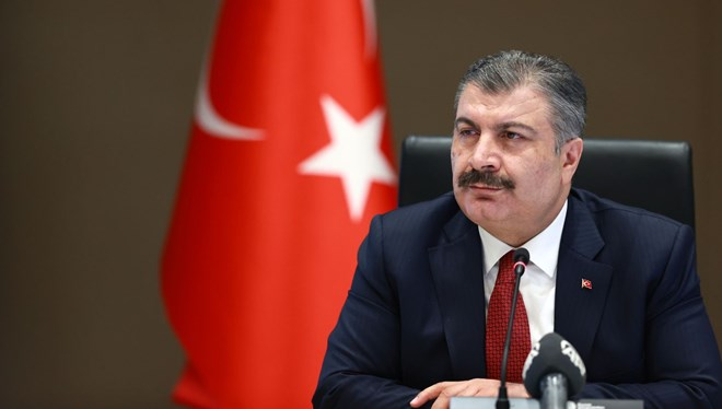 عاجل:وزارة الصحة التركية تنشر الحصيلة اليومية لفيروس كورونا 9
