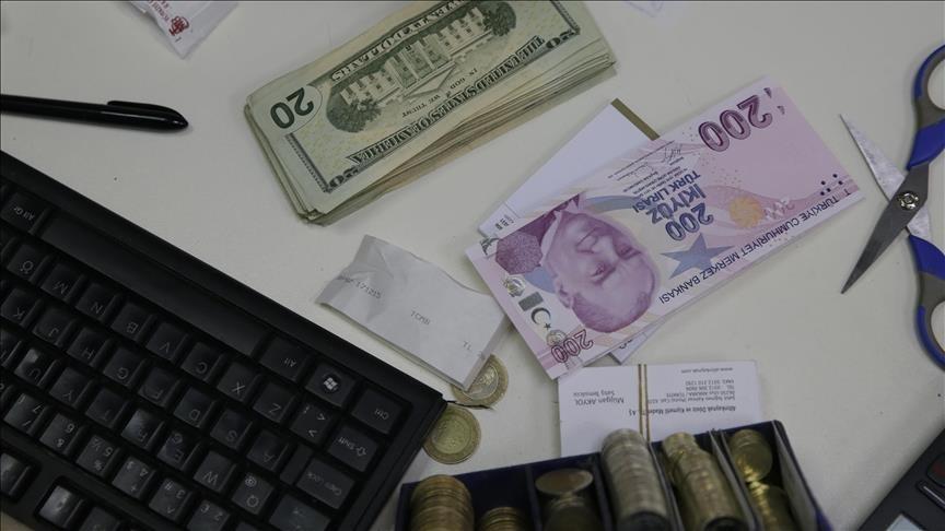 أسعار صرف العملات الرئيسية مقابل الليرة التركية ليوم الجمعة 11/06/2021 5